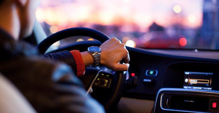 conducteur homme