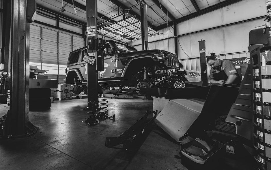 garage voiture Montpellier