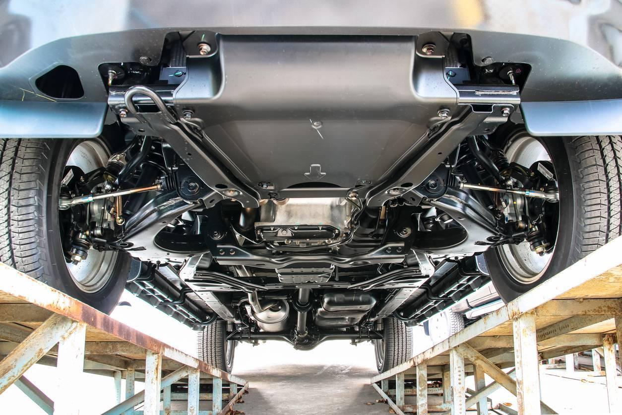 silent bloc voiture mécanique automobile