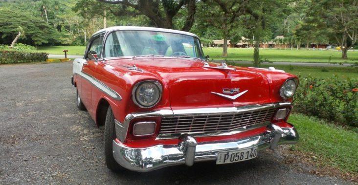 technologie voiture ancienne