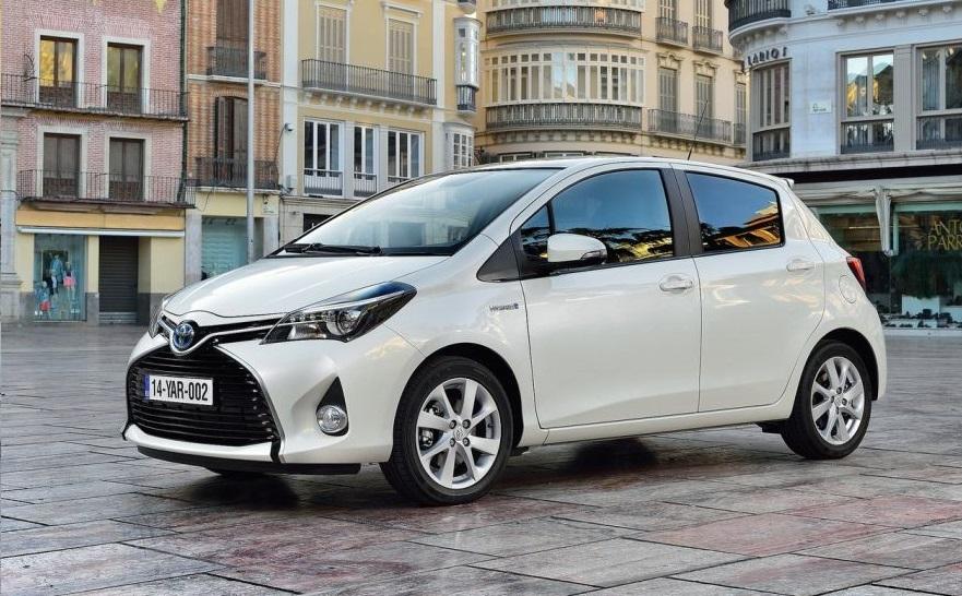 La Toyota Yaris, la voiture la plus produite en France en 2016
